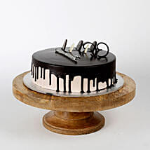 Chocolate Cream Cake: Wedding Cakes Ghaziabad