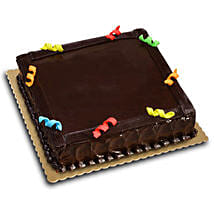 Chocolate Express Cake: Cake Delivery in Thoppumpady
