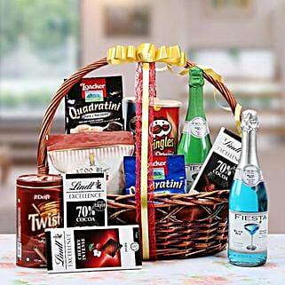 Chocolate Fanatics: Gift Baskets