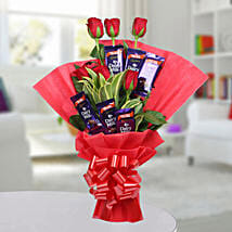 Chocolate Rose Bouquet: Gifts for Promise Day