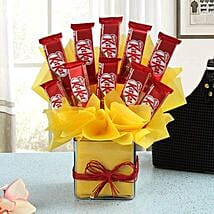 Chocolate Treat: Midnight Diwali Gifts Delivery