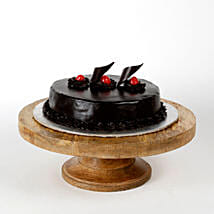 Chocolate Truffle Delicious Cake: Eggless Cakes for Anniversary
