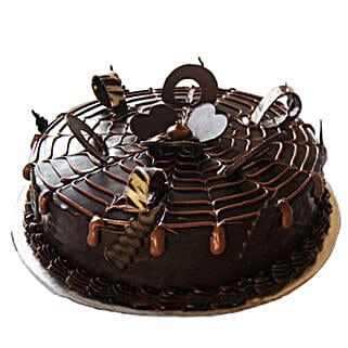 Chocolatey Drops of Pride Cake: Designer Cakes Ghaziabad