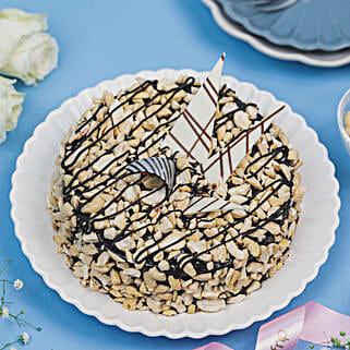 Crunchy Choco Cake: Anniversary Chocolate Cakes