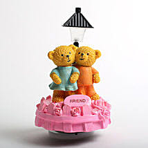 Cute Friend Teddy Showpiece: Gifts for Teddy Day