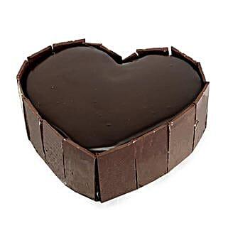 Cute Heart Shape Cake: Heart Shaped Cakes for Birthday