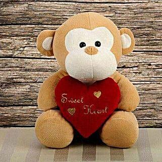 Cute Monkey Toy: Send Soft Toys