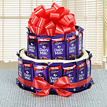 Dairy Milk Chocolate Collection: Send Chocolates for Fathers Day