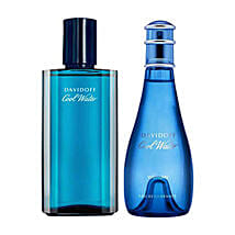 Davidoff Cool Water Men Women Deodorant Set: Buy Perfume