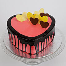 Delicious Hearts Cake: Cake Delivery in Vadodara