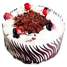 Exotic Blackforest Cake: Romantic Gifts for Her