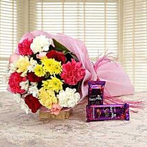 Fascinated Bouquet: Send Flowers to Rajkot