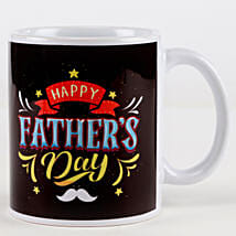 Father's Day Printed Mug: Mugs for Fathers Day