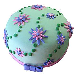 Flower Garden Cake: Birthday Premium Cakes