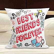 Friends Forever Cushion: Gifts for Friend
