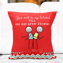 Fun cushion: Friendship Day Gifts Ahmedabad
