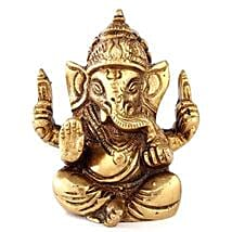 Ganesha Statue: Spiritual Gifts Delivery to Delhi