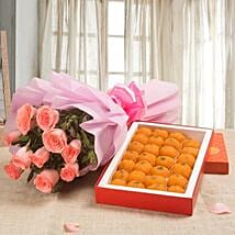 Gesture of Emotions: Mothers Day Flowers & Sweets