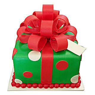 Gift Box Christmas Cake: Christmas Gifts For Boyfriend
