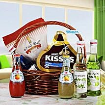 Gourmet of Love: New Born Gift Baskets