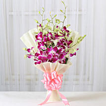 Impressive Orchids Bouquet: Send Orchids
