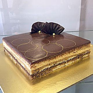 Joyful Opera Cake: Cakes to Rudrapur