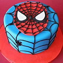Just For You Spiderman Cake: Spiderman Cakes