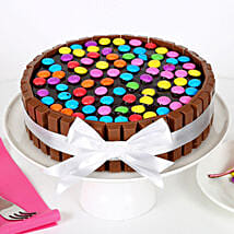 Kit Kat Cake: Send Birthday Cakes to Pune