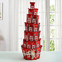 KitKat Love Express: Christmas Chocolate Bouquet