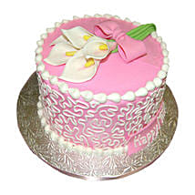 Lily Cake: Unique Gifts for Mothers Day