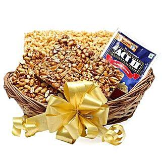 Lohri Treats Basket: Send Gifts for Lohri