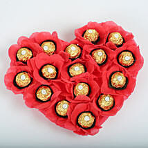 Love Ferrero Chocolates: Chocolates for anniversary