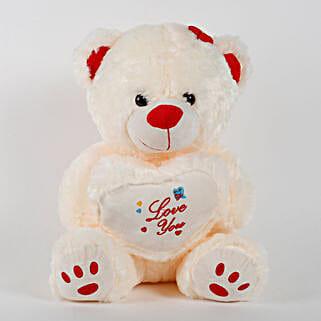 I Love You Musical Teddy Bear: Send Soft Toys