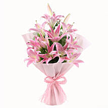 Luxurious Lillies: Mothers Day Gifts to Mysore