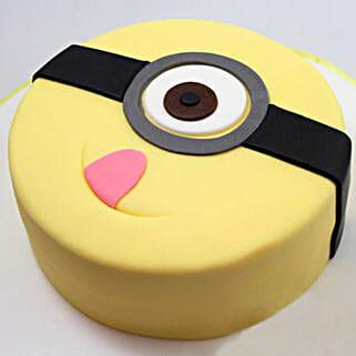 Minion Stuart Cake: Minion Cakes