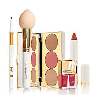 MyGlamm Beauty Highlight Makeup Kit: Raksha Bandhan Gift Hampers