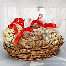 Nutritional Hamper: Send Karwa Chauth Gift Baskets