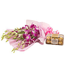 Orchids N Chocolates: Send Flowers & Chocolates for Love