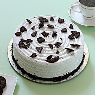 Oreo Cream Cake: Buy Eggless Cakes