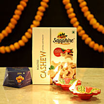 Peda Sweet Diwali Combo: Dry Fruits Gift Packs