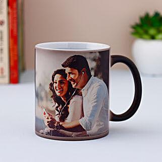 Personalised Black Magical Mug: Personalised Mugs