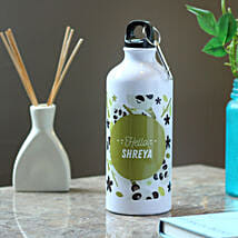 Personalised Hidden Panda Steel Bottle: Personalised Gifts for Her