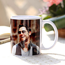 Personalised Love White Ceramic Mug: Send Personalized Gifts