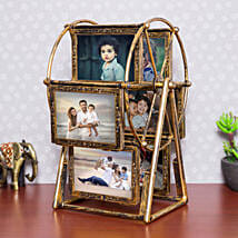 Personalised Swing Wheel Photo frame: Personalised Photo Frames