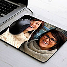 Personalize Photo Mouse Pad: New Year Gifts Chennai