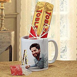 Personalized Bhaidooj Hamper: Personalised Gifts Ghaziabad