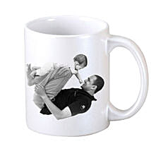 Personalized Coffee Mug White: Personalised Mugs for Fathers Day