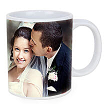 Personalized Couple Photo Mug: Gifts for Wedding