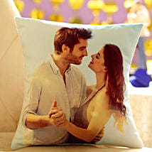 Personalized Cushion Gift: Lucknow anniversary gifts