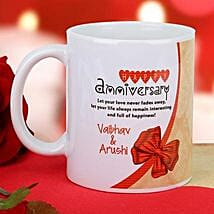 Personalized Enduring Love: Anniversary Gifts